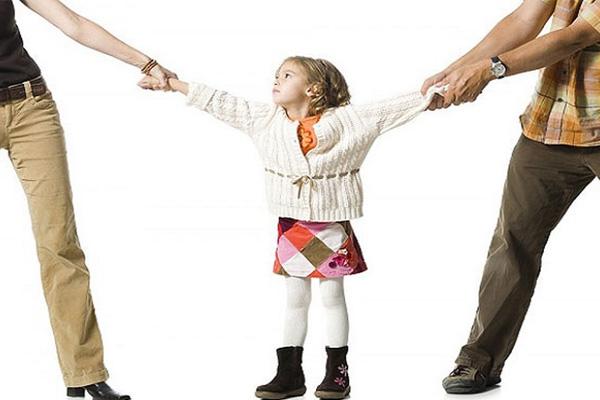 tranh chấp quyền nuôi con
